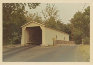 Sergeant's Covered Bridge