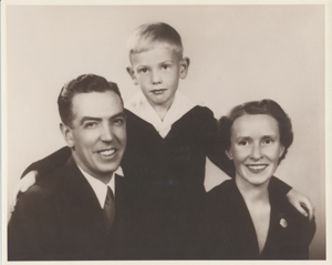 Donald T. Secor Family