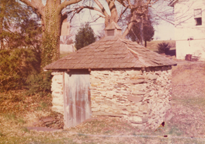 Springhouse at Abraham LaRue's