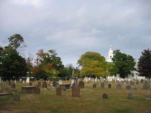 Old Burying ground, Southold, NY